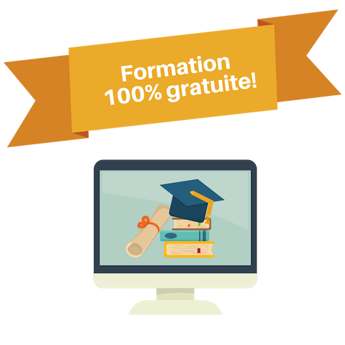 Formation gratuite utlisation Wordpress